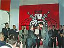 Высокий уровень поставляемой продукции неоднократно отмечался дипломами выставок иотраслевыми премиями.