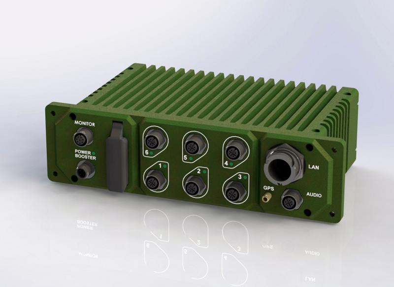 Шестиканальный автомобильный видеорегистратор «Трал Авто 2.6»